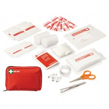 First Aid Kit Carry Pouch 30pc