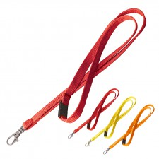 Polyester Shoelace Lanyard - 12mm
