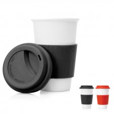 Eco Coffee Travel Mug Ceramic 300ml