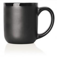 Ceramic Mug Executive Matte with Gloss Trim