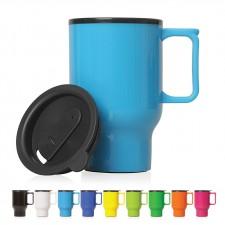 Travel Mug Plastic Double Wall 560ml