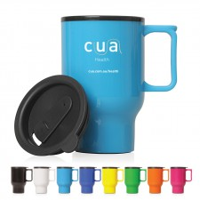 Travel Mug Plastic Double Wall 560ml