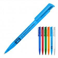 Plastic Pen Ballpoint Transparent Tia