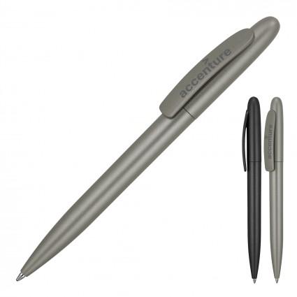 Plastic Pen Ballpoint Matte Sierra