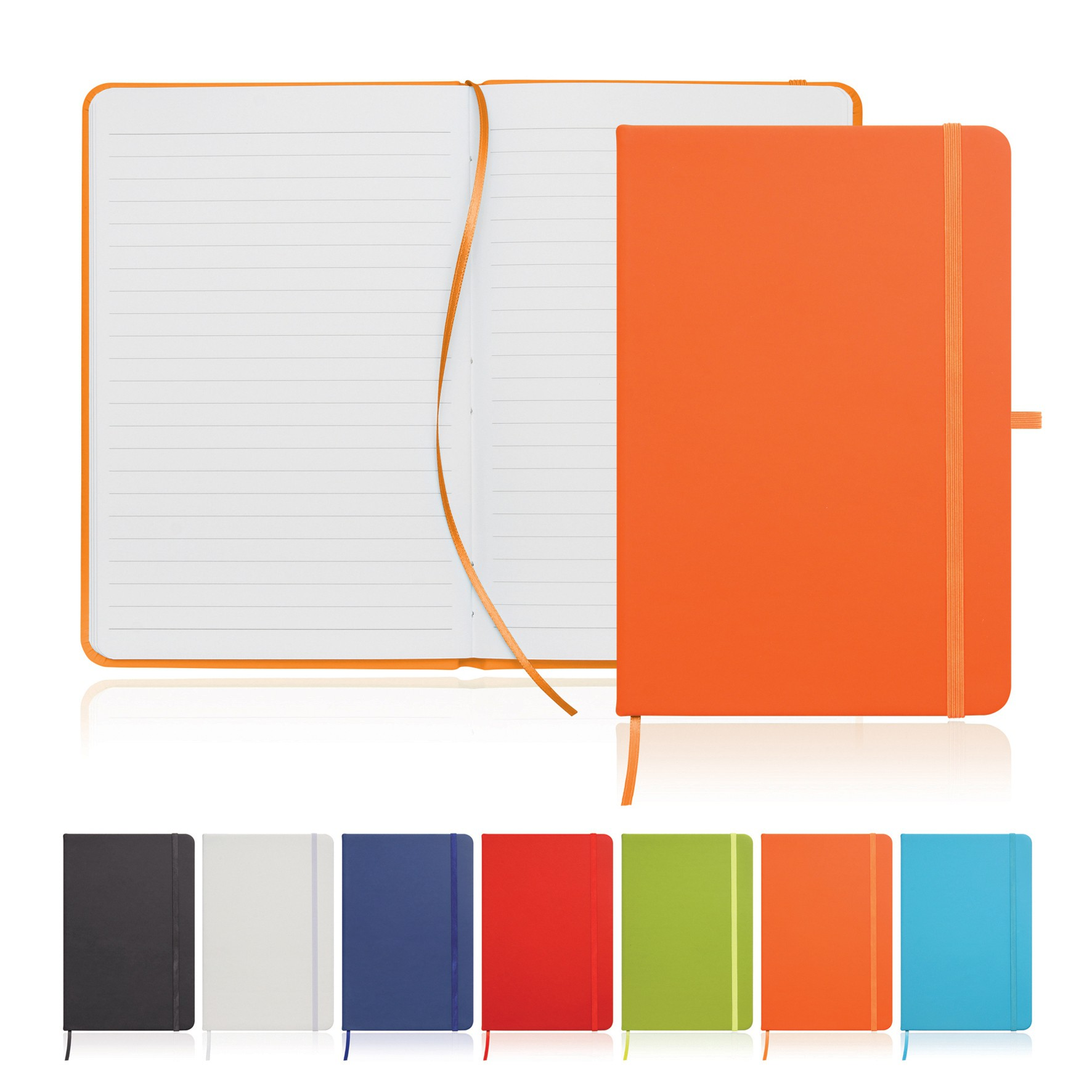 Notebook Journal A5 Leather Look