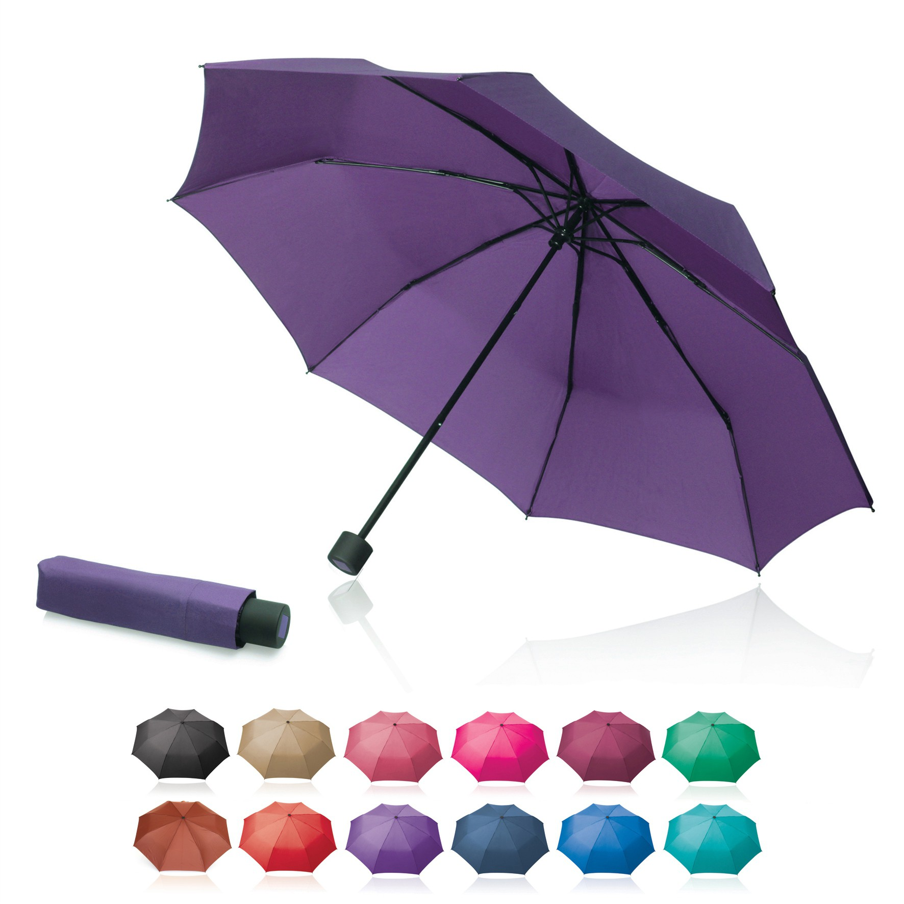 Umbrella 55cm Folding Shelta